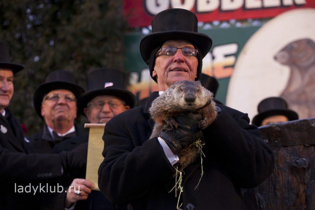 День сурка (Groundhog Day)
