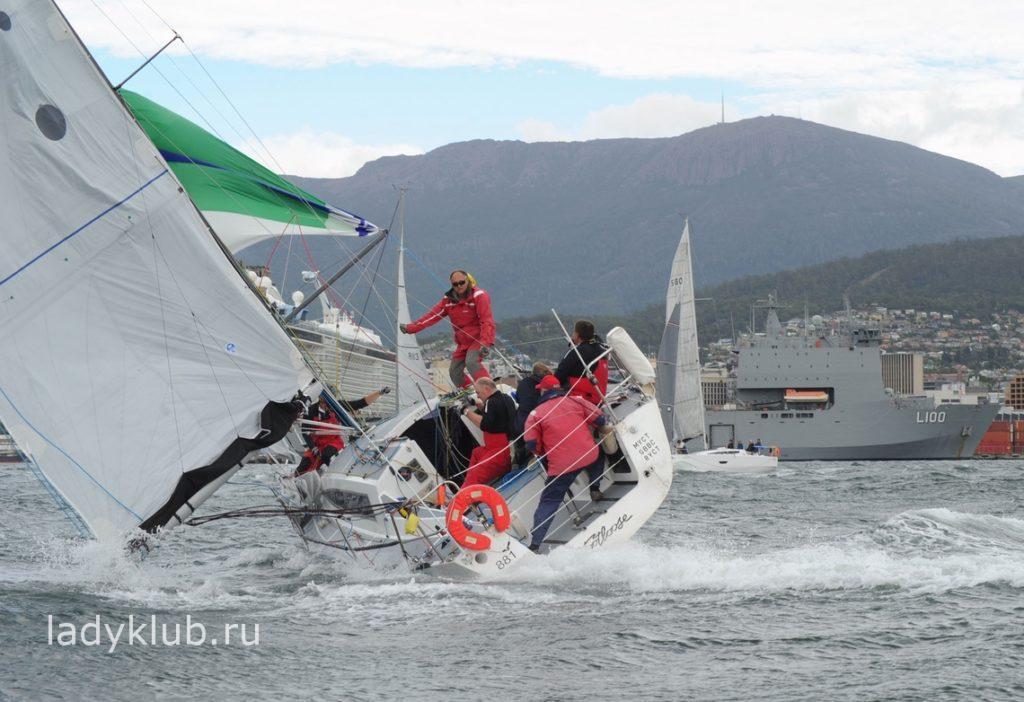 Королевская регата вХобарте (Royal Hobart Regatta)