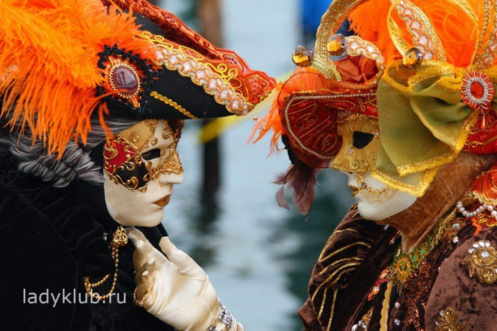 Венецианский карнавал (Venice Carnival)