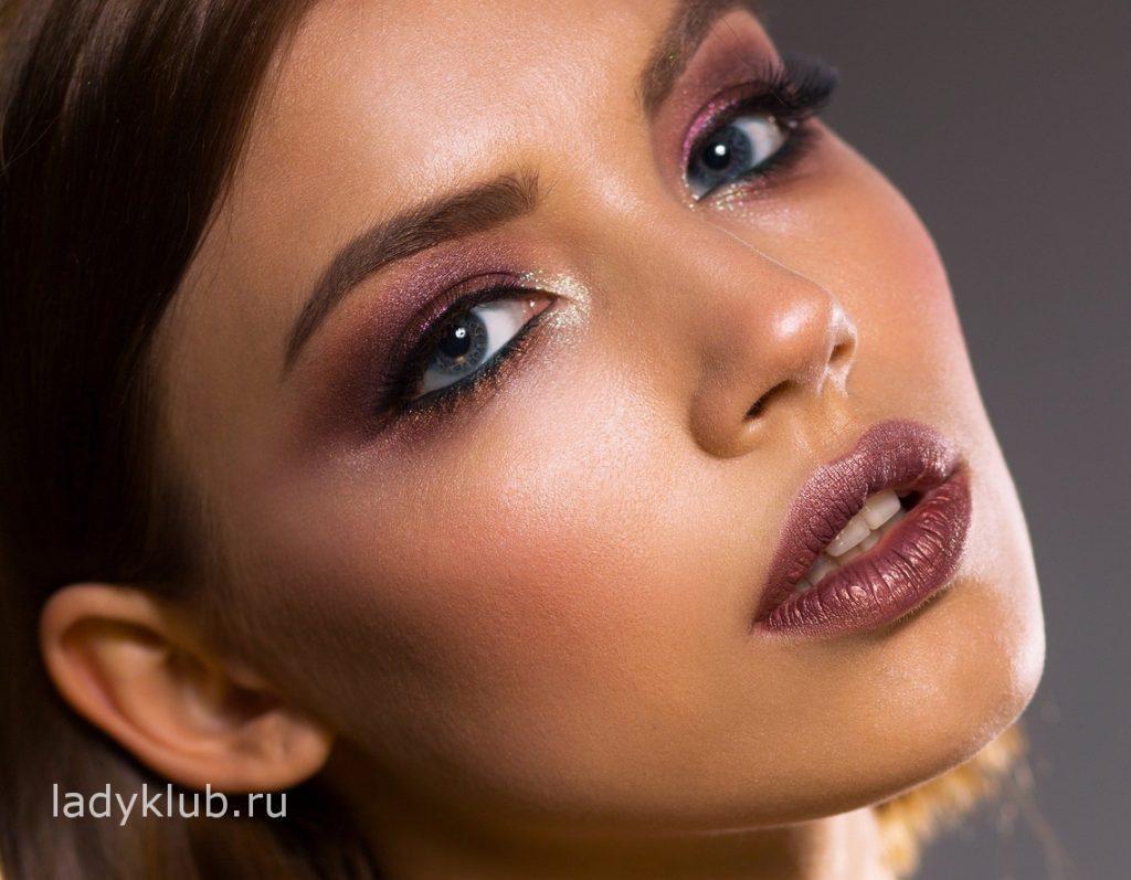 Чистая кожа основа под макияж