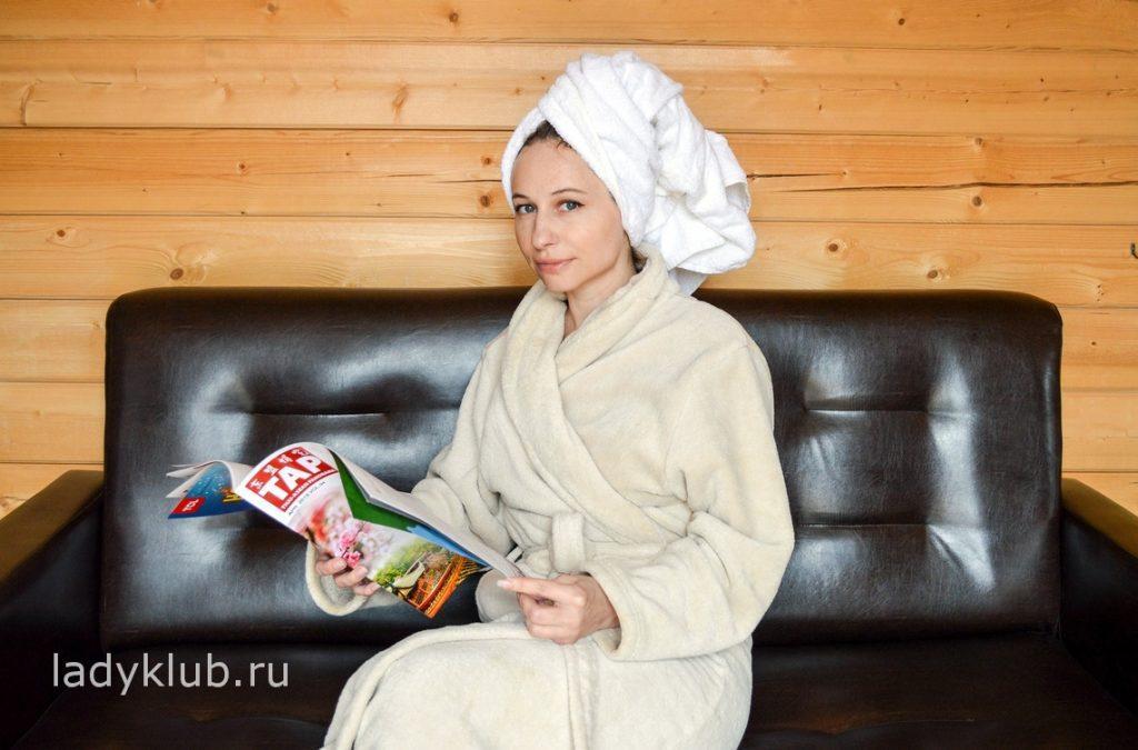 Советы для девушек по посещению бани