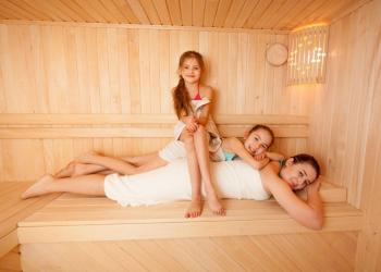 Баня и дети когда можно посещать и как правильно подготовиться
