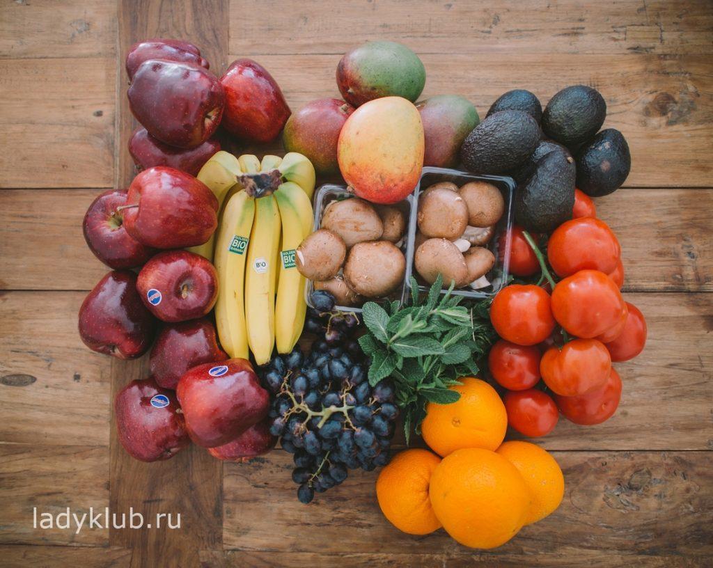 Не все фрукты одинаково низкокалорийные