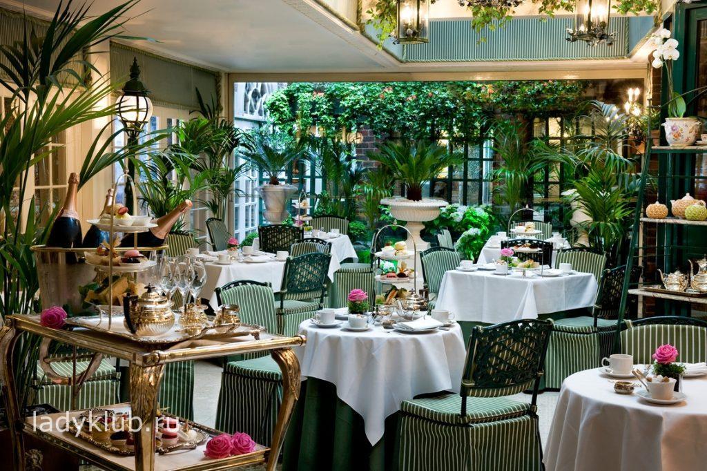 отель «The Chesterfield Mayfair» Лондон