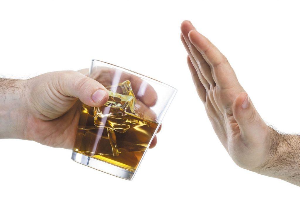 отказ от алкоголя в сауне