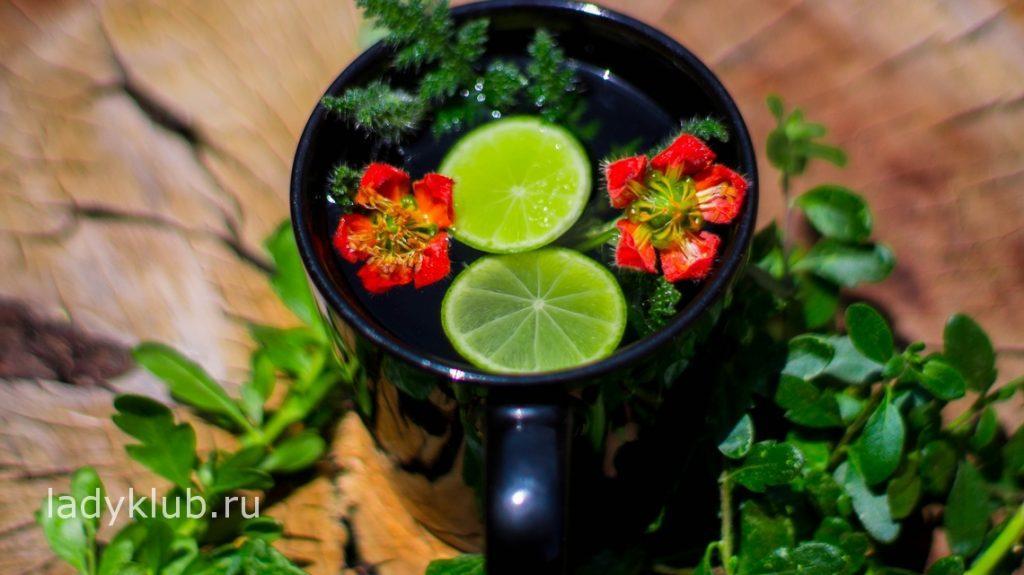 Пьем травяные отвары