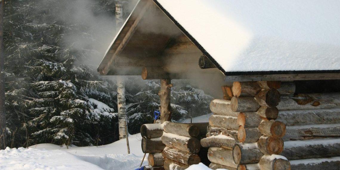 Преимущества бани на дровах перед стандартной сауной