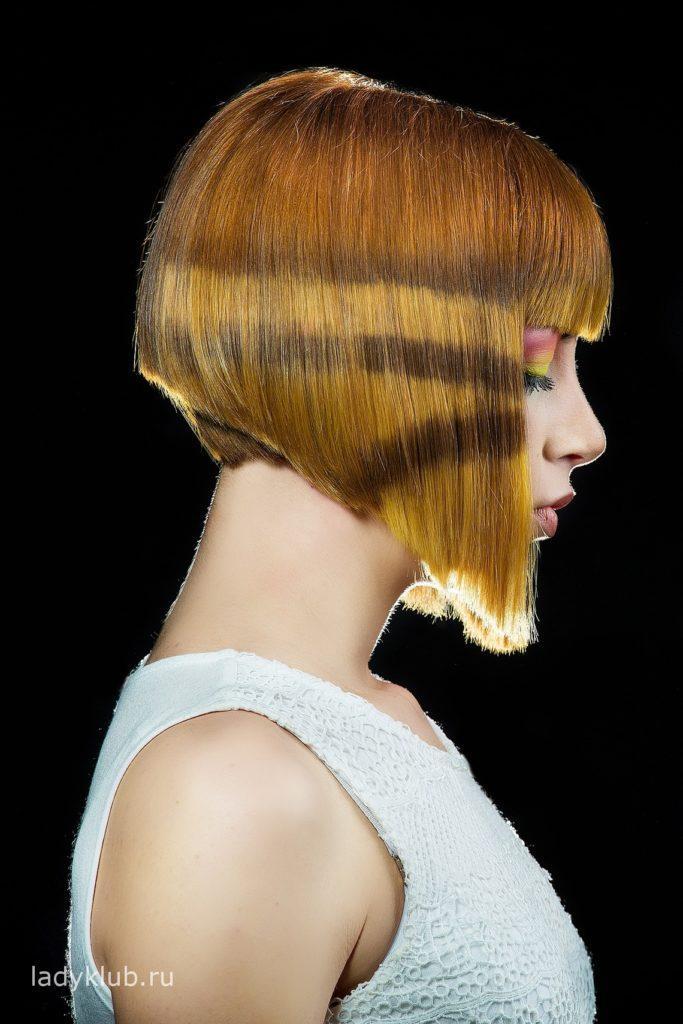 Колорирование волос фото 11
