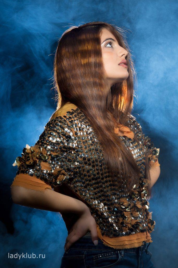 Колорирование волос фото 12