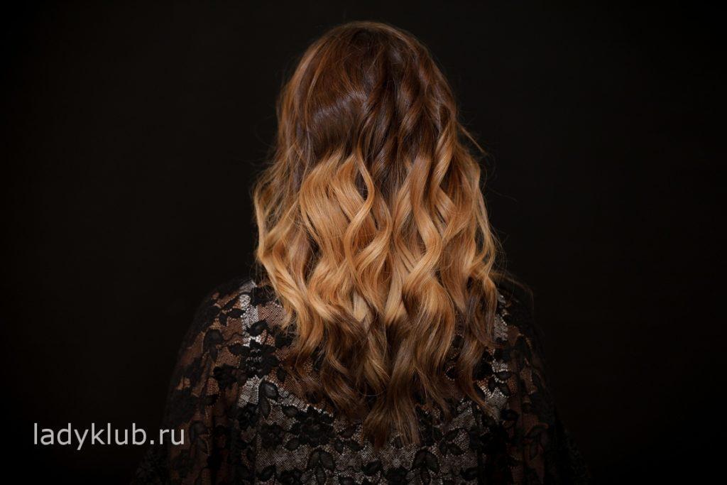 Колорирование волос фото 16