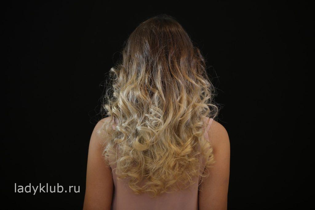 Колорирование волос фото 17