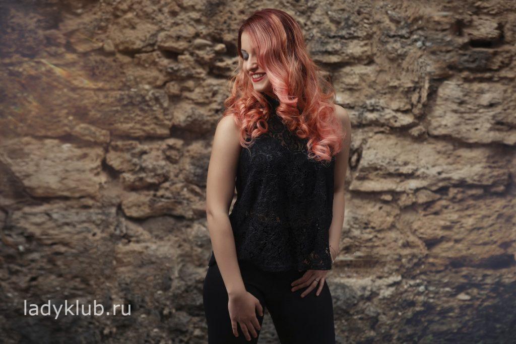 Колорирование волос фото 18