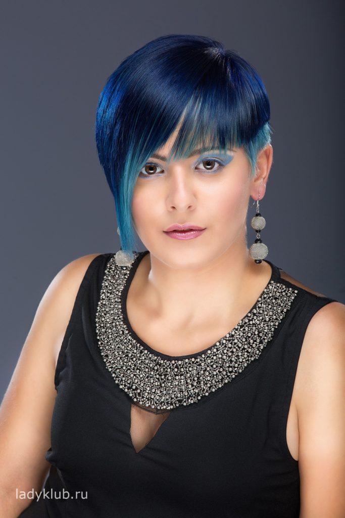Колорирование волос фото 8
