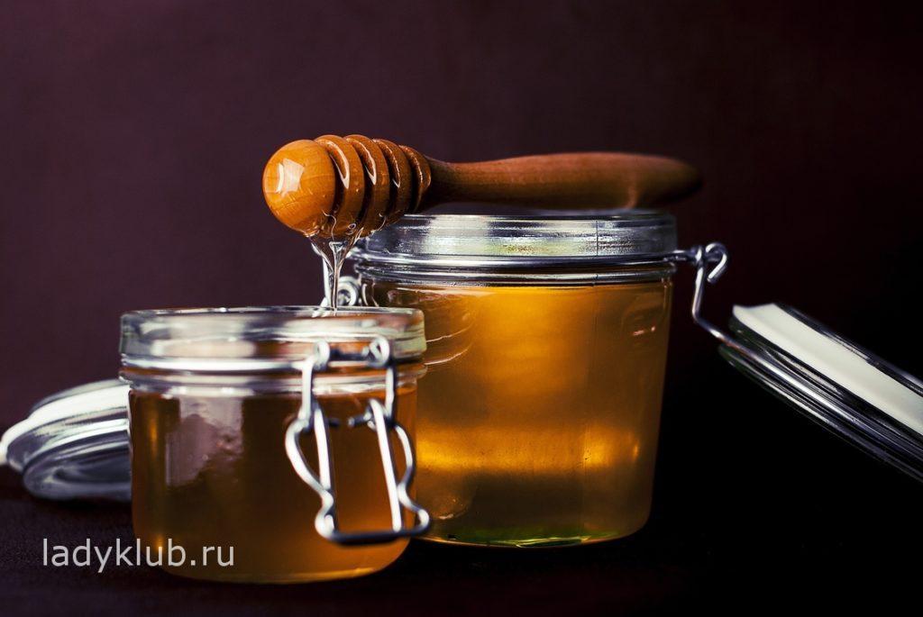 Мед как универсальный лекарь