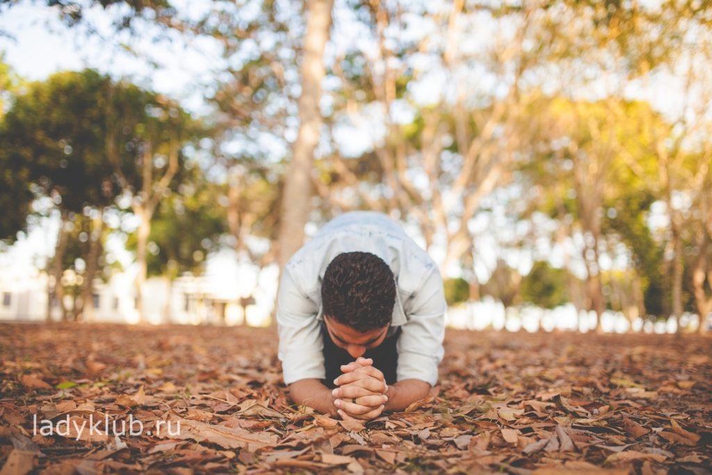 муж просит о прощении