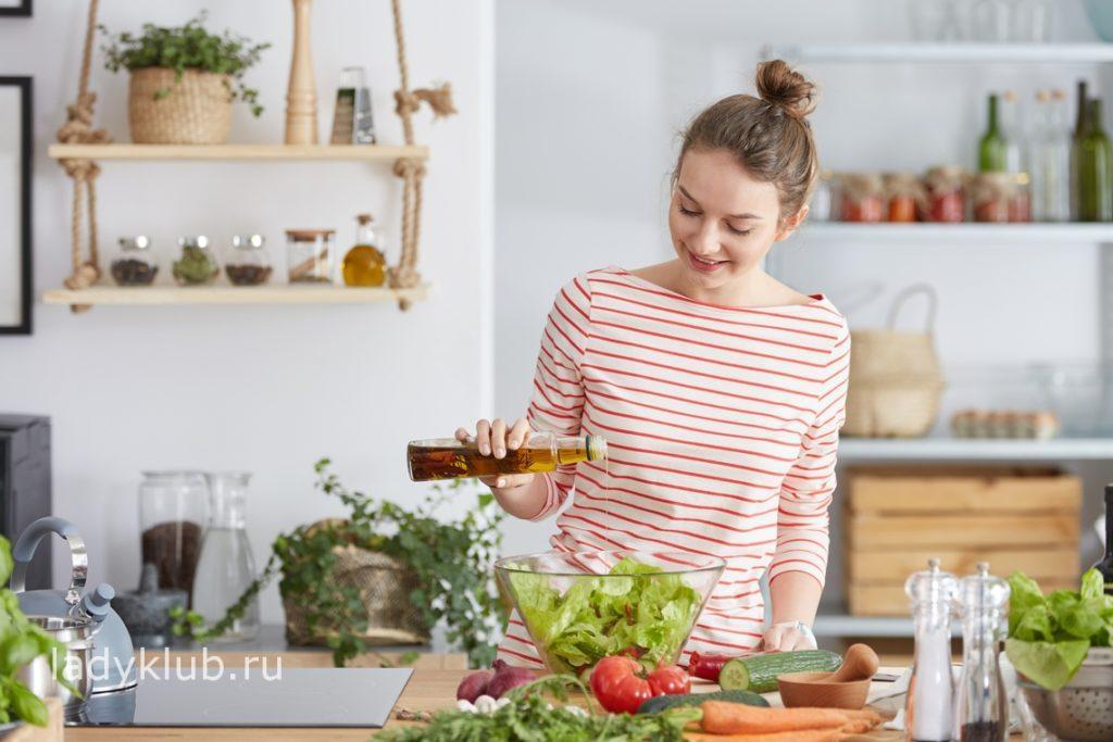 Сбалансированного питания для похудения меню