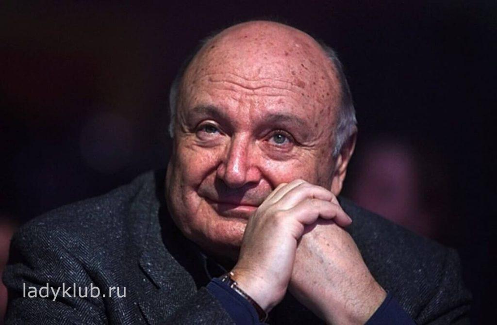 Сатирик и артист Михаил Жванецкий