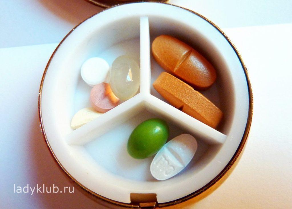 Витамины для ускорения обмена веществ