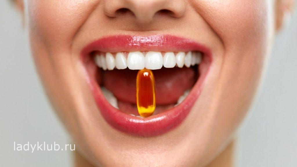 Польза витамина А для лица
