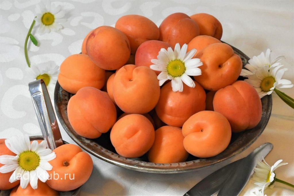 Как правильно выбрать абрикосы