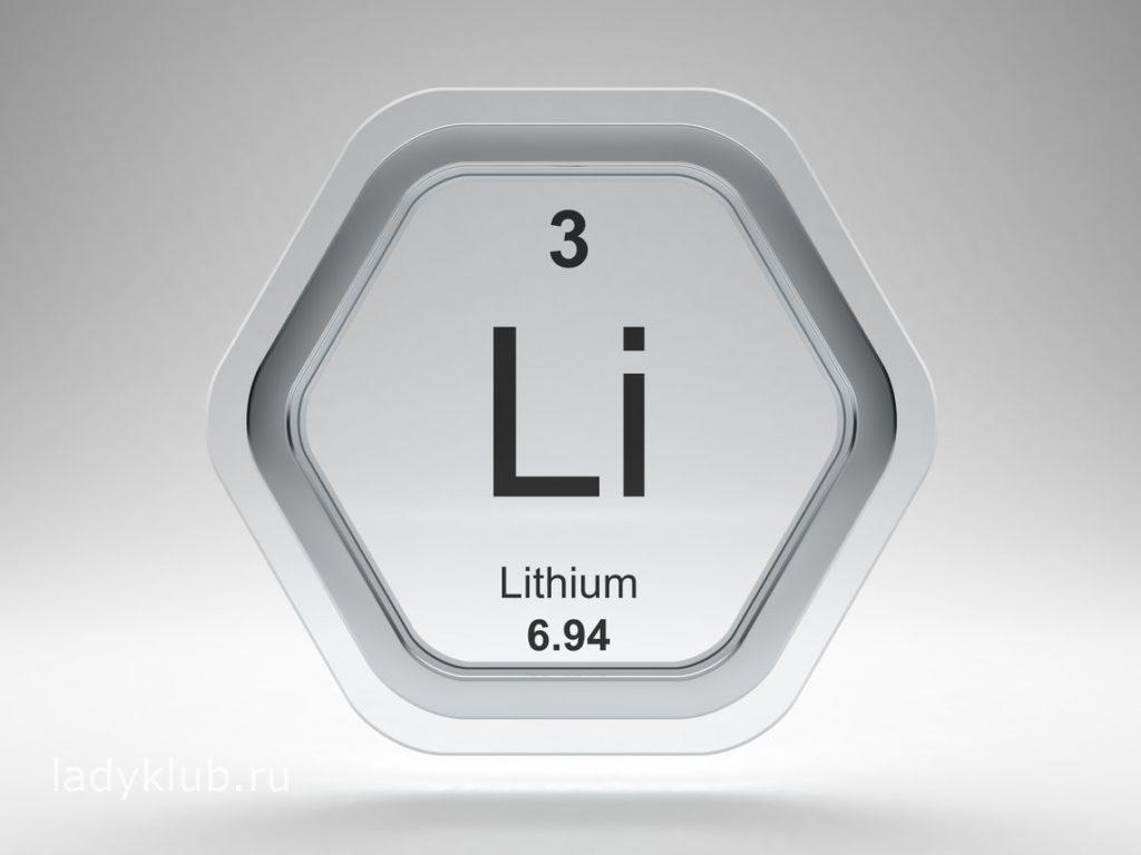 Литий (Li)