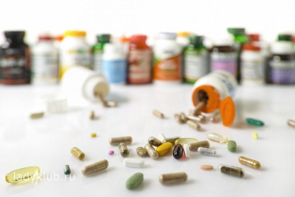 Совместимость витаминов имикроэлементов