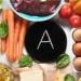 В каких продуктах содержится много витамина А