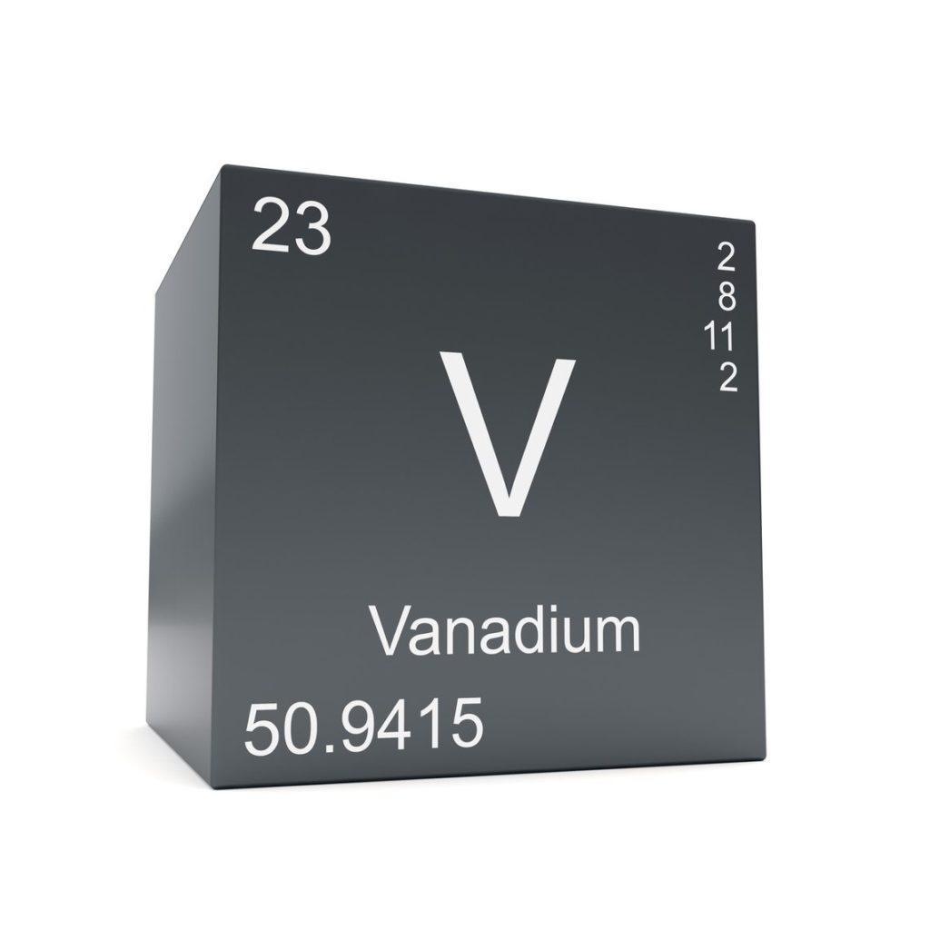 Ванадий (V)