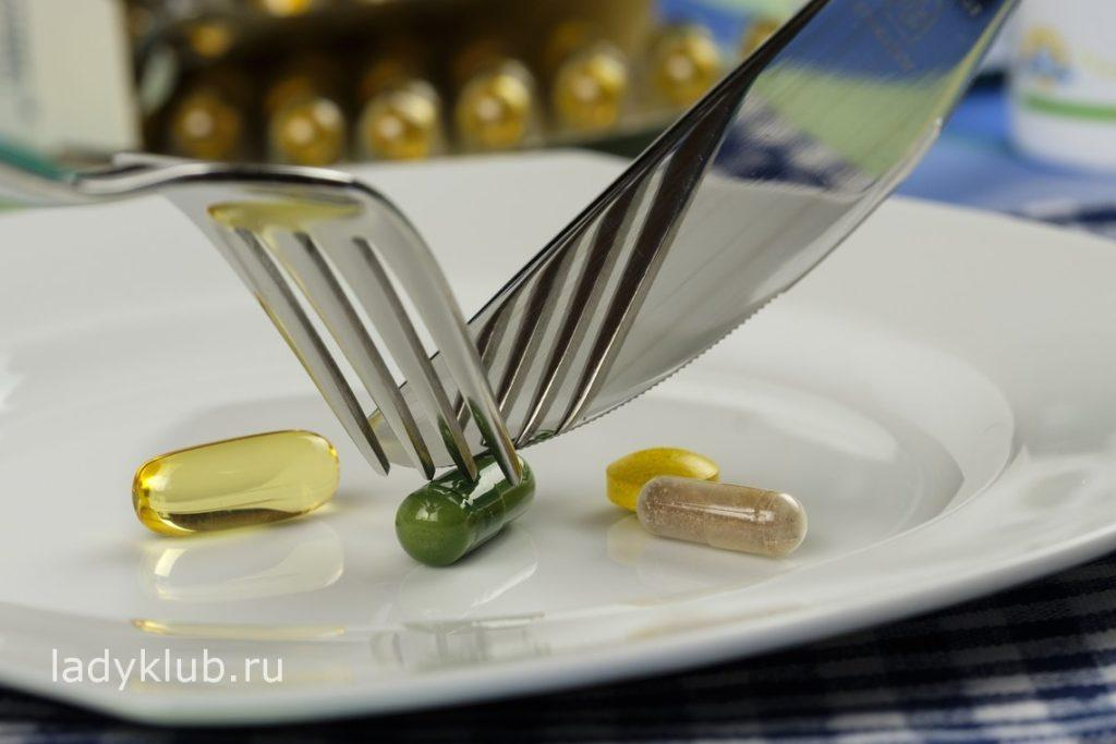 Взаимодействия распространенных лекарств и микроэлементов