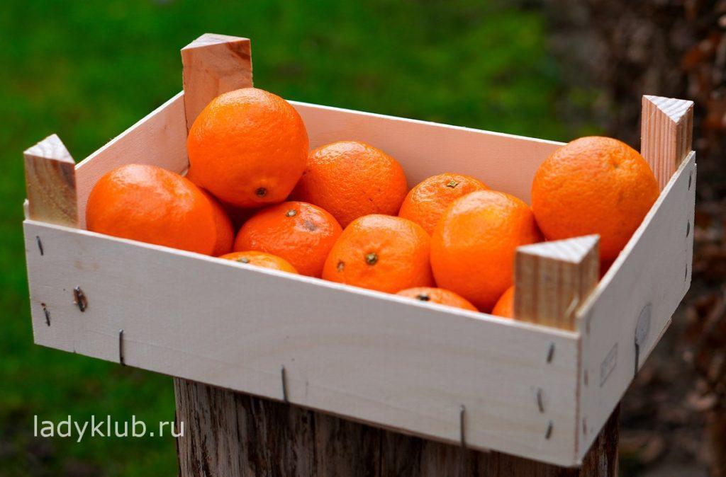 Как правильно хранить апельсин