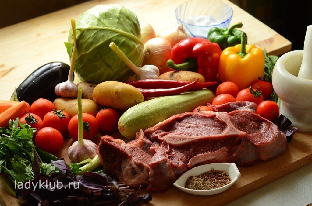 Совместимые продукты при раздельном питании