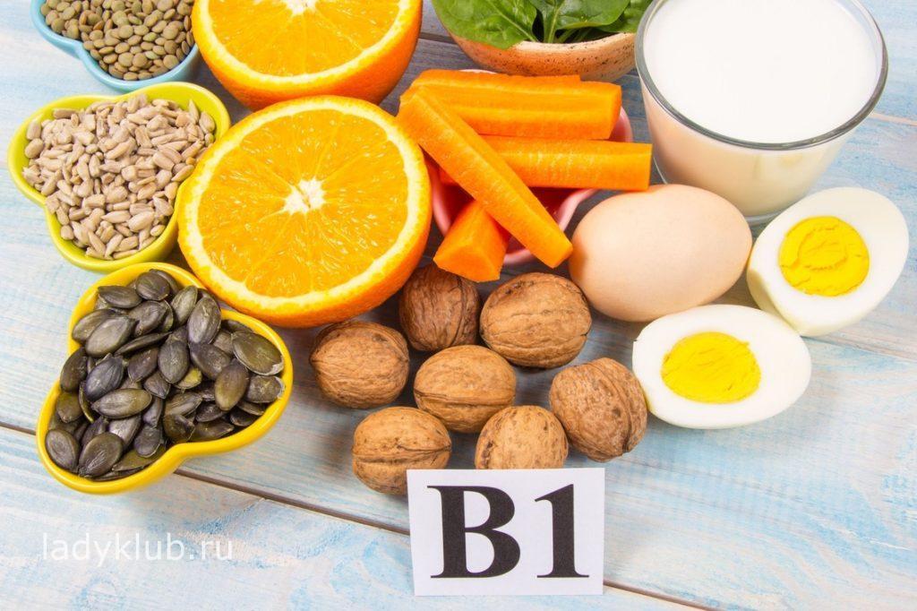 Как обеспечить организм достаточным количеством витамина В1