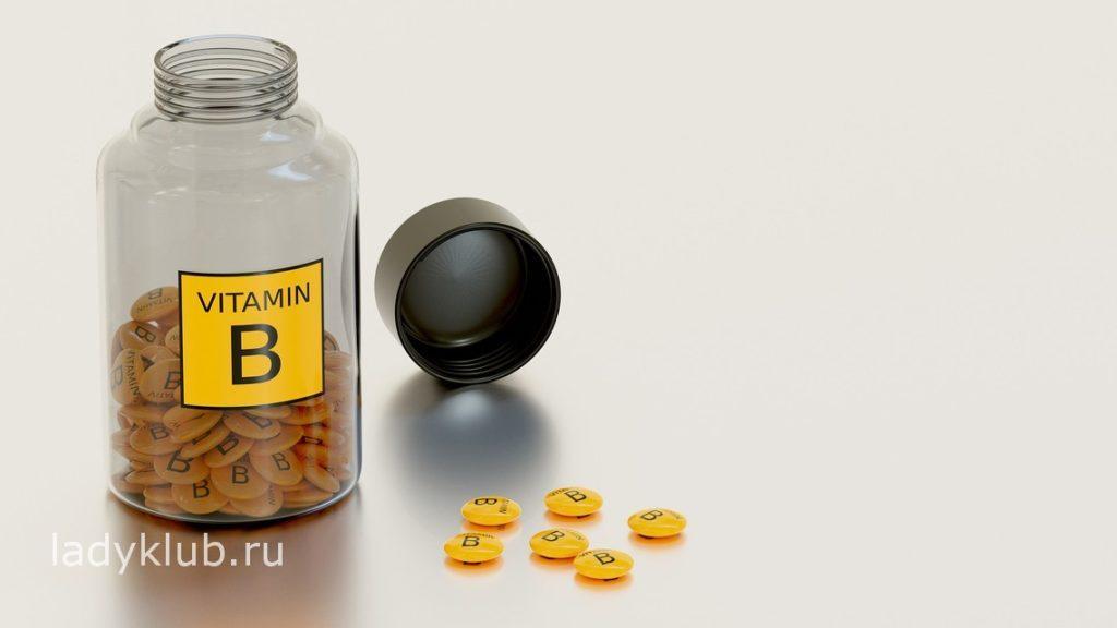 Нехватка витамина В1